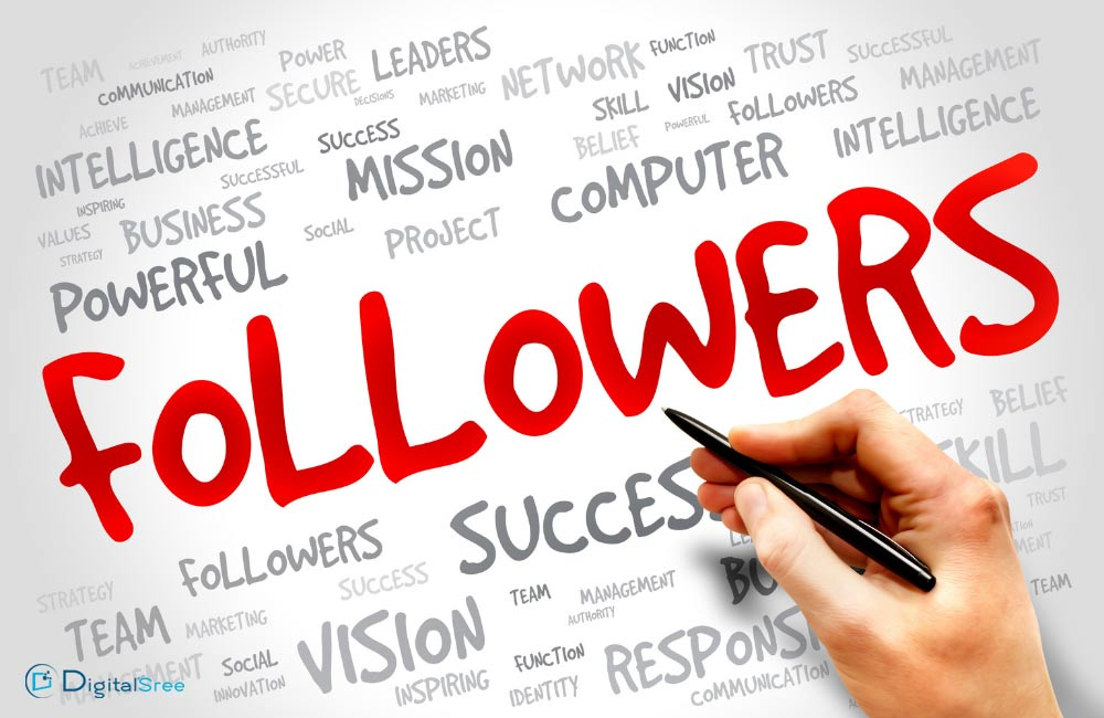 Add More Twitter And Facebook Followers.