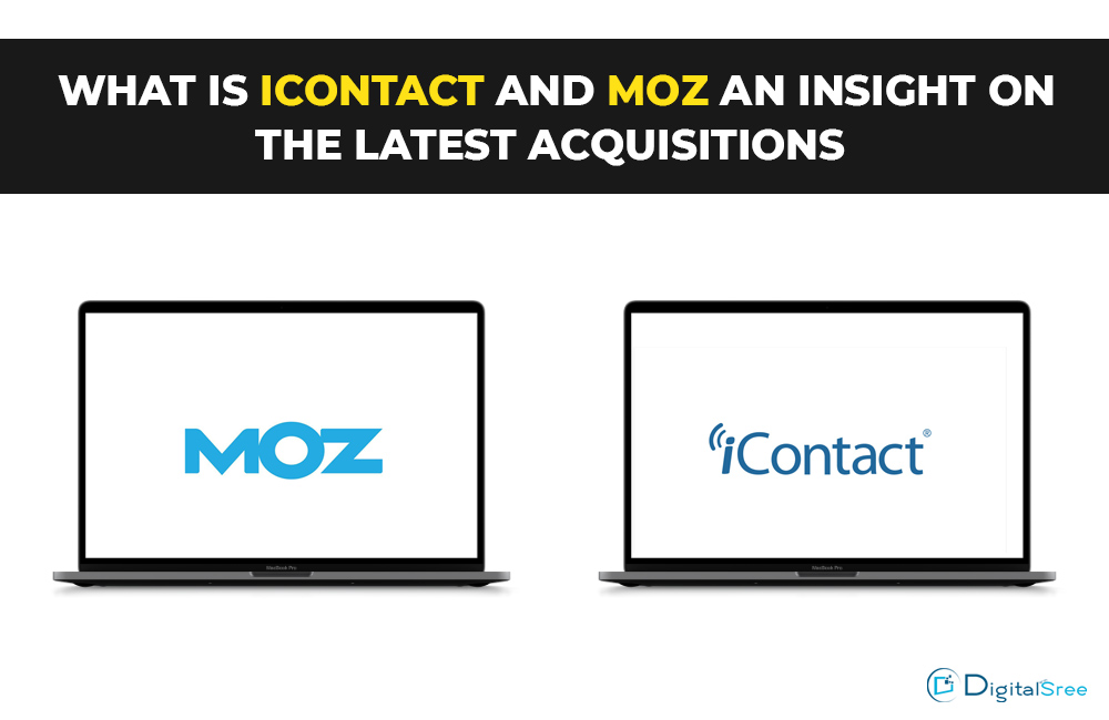 What is iContact and Moz