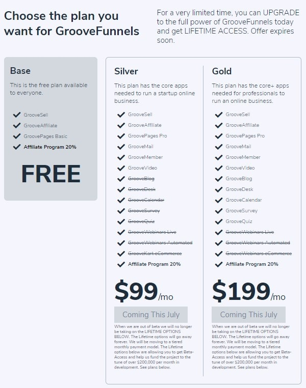 GrooveFunnels-Pricing-2020