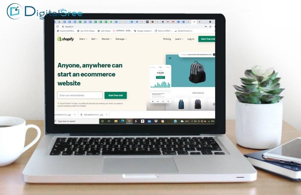 hosted eCommerce platforms
