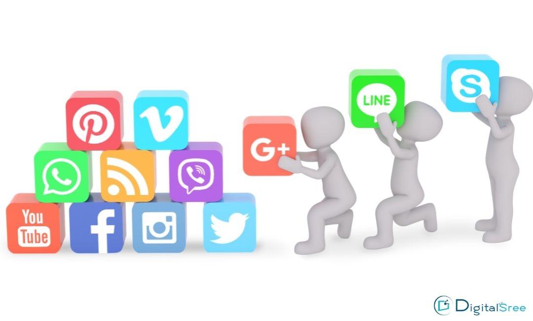 simple social tools