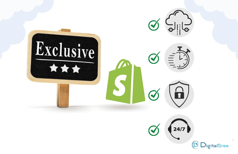 what is unique about Shopify