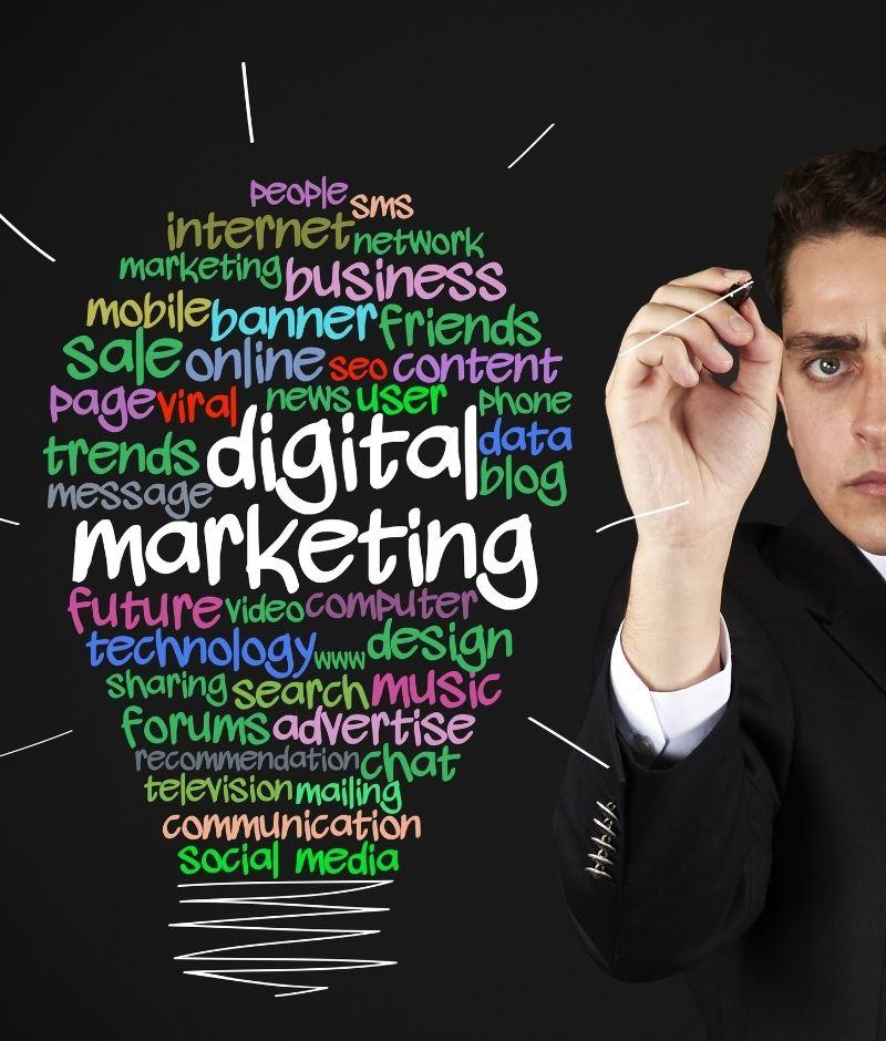 top digital marketing trainer in India